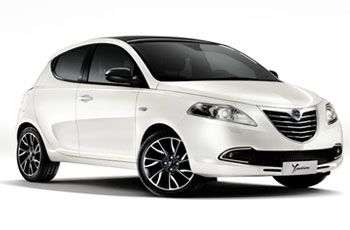 Photo de la Lancia Ypsilon neuve