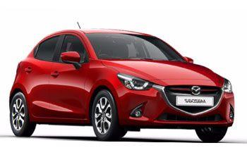 tarif Mazda Mazda 2