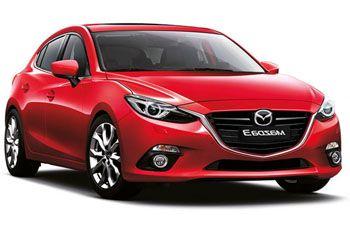 Photo de la Mazda Mazda 3 neuve