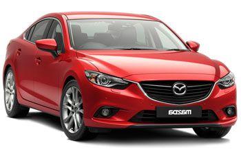 Photo de la Mazda Mazda 6 neuve
