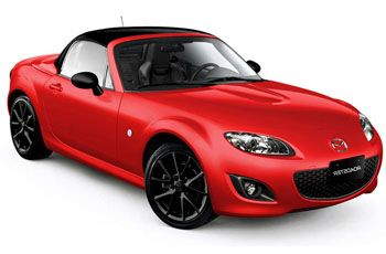 Photo de la Mazda MX-5 neuve