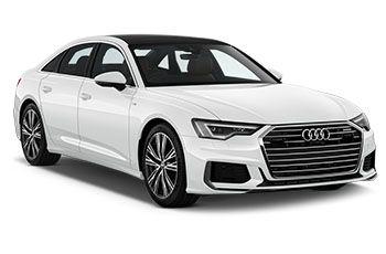 Photo de la Audi A6 neuve