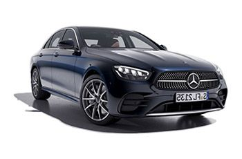 Photo de la Mercedes Classe E neuve