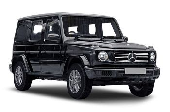 Photo de la Mercedes Classe G neuve