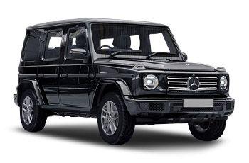 Photo de la Mercedes Classe G neuve