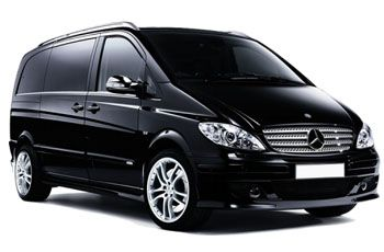 Photo de la Mercedes Vito neuve