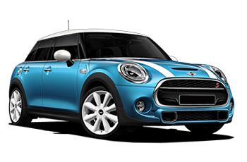 Photo de la Mini Cooper neuve