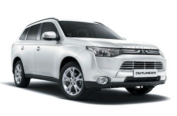 Photo de la Mitsubishi Outlander neuve