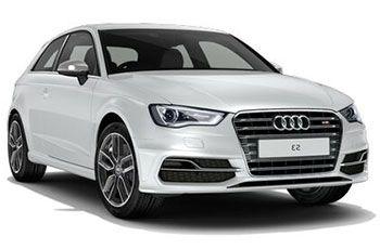 Photo de la Audi S3 neuve