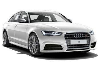 Photo de la Audi S6 neuve