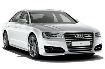 Audi S8 neuve