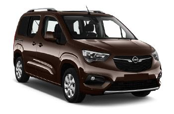 Photo de la Opel Combo neuve