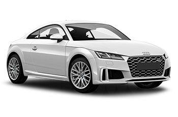 Photo de la Audi TT neuve