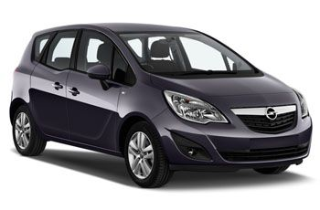 Photo de la Opel Meriva neuve