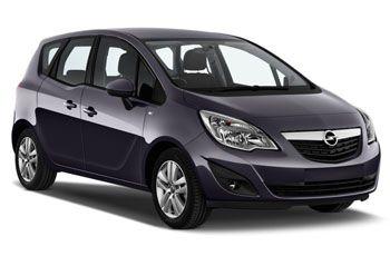 Photo de la Opel Meriva neuve
