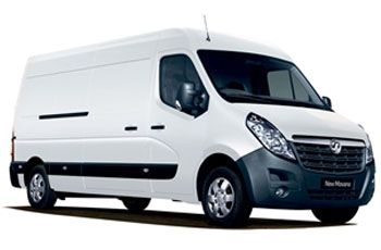 Photo de la Opel Movano neuve