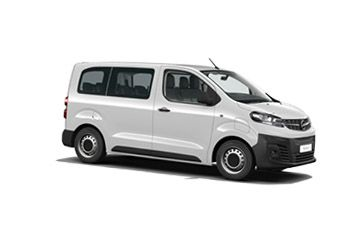Photo de la Opel Vivaro neuve