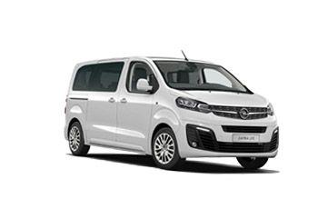 tarif Opel Zafira