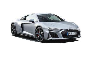 Photo de la Audi R8 neuve
