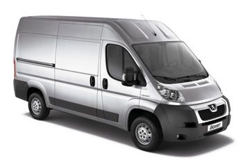Photo de la Peugeot Boxer neuve