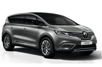 Photo de la Renault Espace neuve