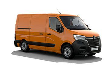 Photo de la Renault Master neuve