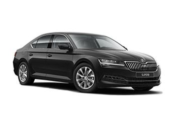 Photo de la Skoda Superb neuve