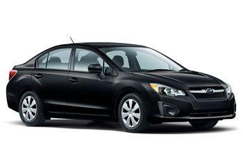 Photo de la Subaru Impreza neuve