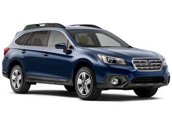 Photo de la Subaru Outback neuve