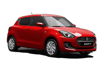 Photo de la Suzuki Swift neuve
