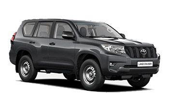 Photo de la Toyota Land Cruiser neuve