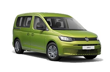 Photo de la Volkswagen Caddy neuve